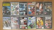 PlayStation Portable PSP Spiele Play