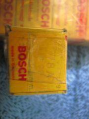 Zündkerzen Bosch W8A
