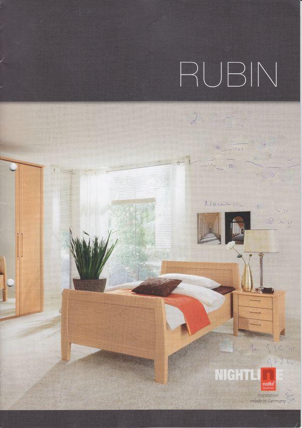 Schlafzimmer RUBIN Firma Nolte