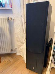 ELAC SLR100 Standboxen