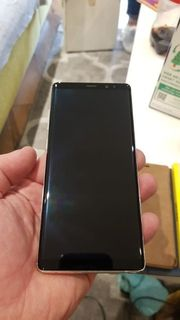 Samsung Note 8 Gold 64