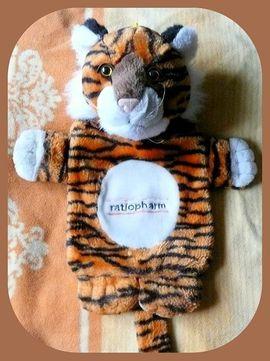süße kuschelige Tiger Wärmflasche für: Kleinanzeigen aus Niederfischbach - Rubrik Baby- und Kinderartikel