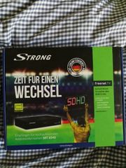 Strong DVB-T2 Anlage