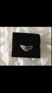 925 Sterling Silber Ring neu