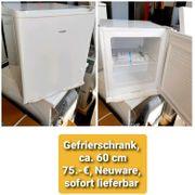 Exquisit Gefrierschrank Mini ca 60cm