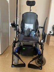 E-Rollstuhl OttoBock Juvo B4 Top