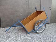 stabiler Fahrrad oder Moped Anhänger