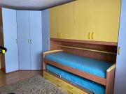 Komplettes Kinder- Jugendzimmer - italienisches Design