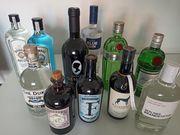 GIN Sammlung 11 Flaschen - GIn Tonic