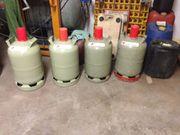 Gasflaschen Propan Butan Gas 11