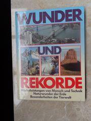 WUNDER UND REKORDE 4 Auflage