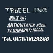 Ankauf von Antiquitäten Möbel Trödel