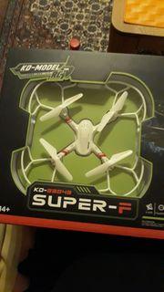 Drohne Quadrocopter Super F mit