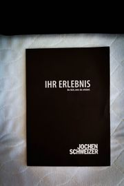 Jochen Schweizer Fotoshooting Gutschein im