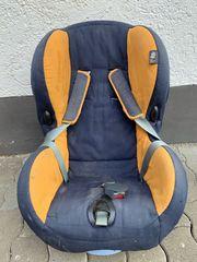 Maxi cosi Kindersitz Tobi orange