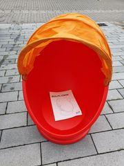 IKEA Kindersessel PS Lömsk Drehsessel
