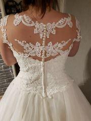 Brautkleid von Ladybird Größe 44
