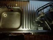 Wohnwagen Küche Gasherd Spüle Cramer