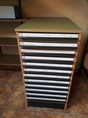 Toller Schraubenkasten mit vielen Schubladen