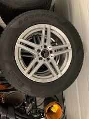 Winterräder Mercedes GLC Pirelli Scorpion
