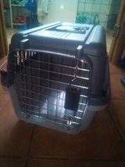 Transportbox Katze kleiner Hund