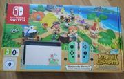 Nintendo Switch Animal Crossing Neu