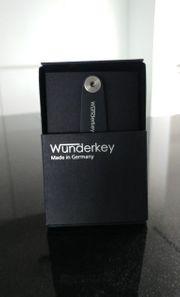 Wonderkey schwarz - Schlüsselbund Organisator