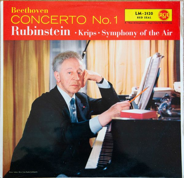 Beethoven Concerto Nr 1 C-dur