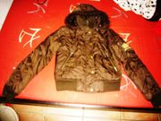 Jacke mit abnehmbare Kapuze Gr