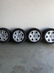Winterreifen für BMW 116