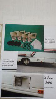 Rückfahrscheinwerfer für Campingfahrzeuge