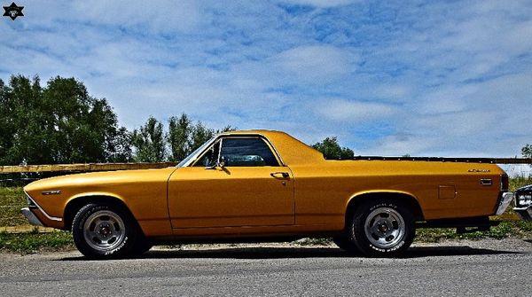 Chevrolet el camino 350 malibu