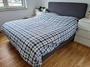 IKEA Dunvik Boxspringbett 160x200 - WIE