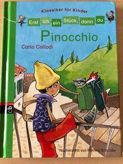 Buch Pinocchio