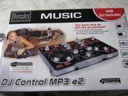 Hercules DJ Control mp3 e2 - neuwertig
