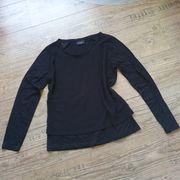 Shirt Top schwarz Gr 36