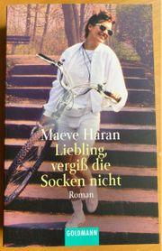 Buch - Liebling vergiß die Socken