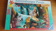 Pocahontas Puzzle 300 Teile