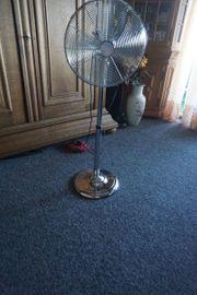 Standventilator Ventilator Edelstahl ca 130cm