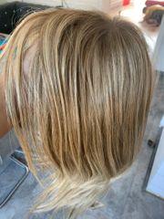 Echt Haar Perücke