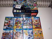 Nintendo Wii U inkl Spiele