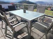 Kettler Tisch 6 Stühle