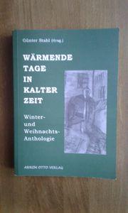 Gedichte und Lyrik-Winter- und Weihnachts-Anthologie