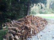 Brennholz günstig zu verkaufen