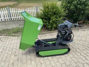 Dumper Minidumper mieten