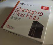 Seagate Backup Plus Festplatte 8