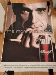 Werbeplakat Davidoff - Original City-Light-Poster