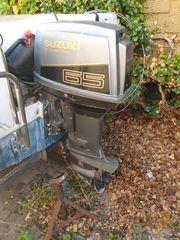 Verkaufe Suzuki Ausenborder DT65ps