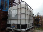 1000 L IBC Container Wassertank