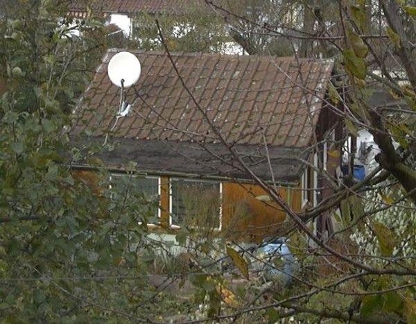 Suche freistehendes Haus Hof in
